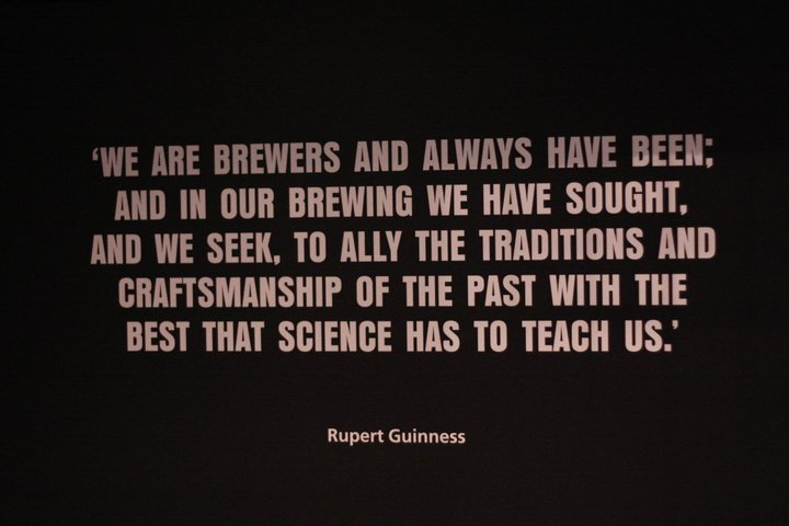 Guinness Warehouse